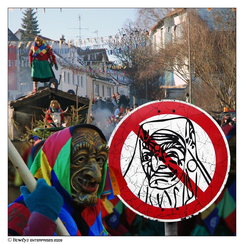 Schraettele verboten !? ;-))