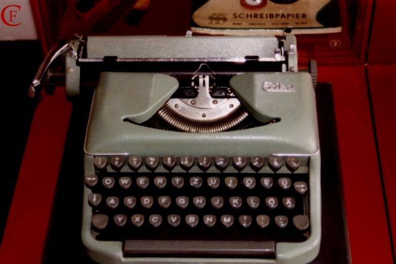 Schreib' mal wieder !