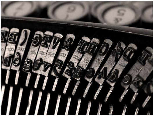 Schreibgerät der Vergangenheit