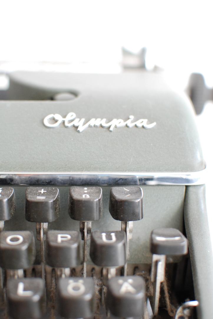 Schreibmaschiene