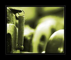Schreibmaschinendetail_II