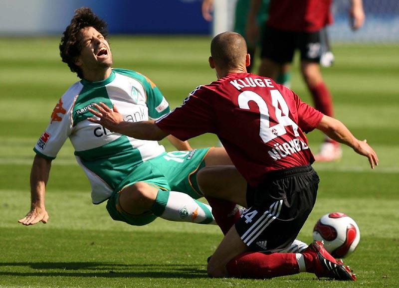 Schreiender Diego