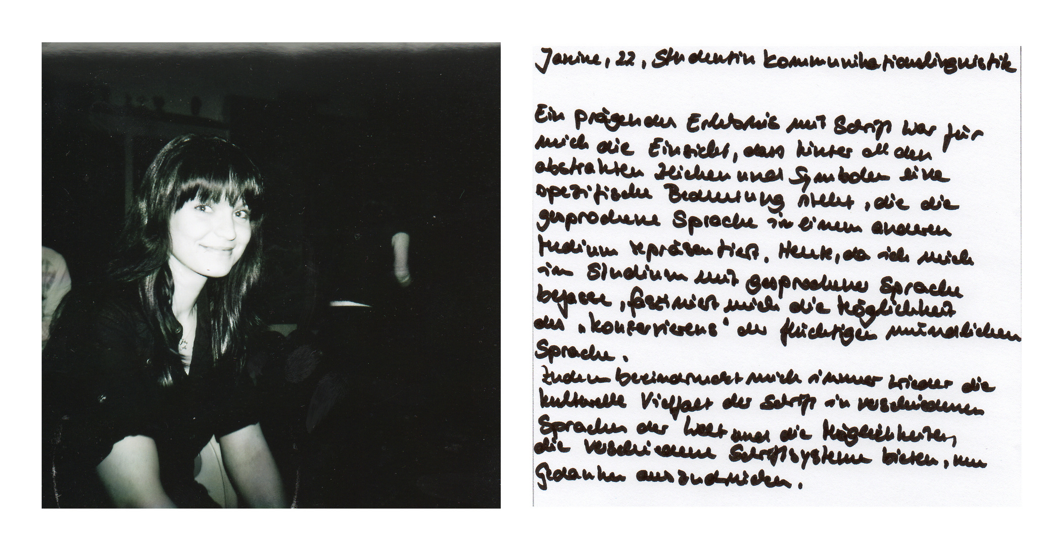 Schriftprojekt_Janine