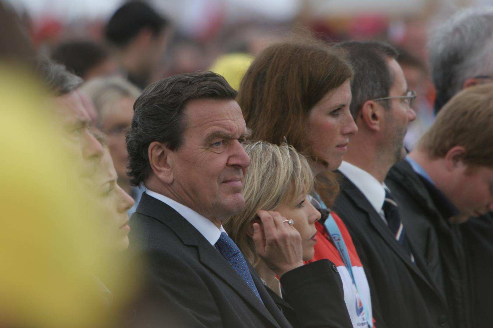 Schröder Marienfeld Horrem 21.08.2005