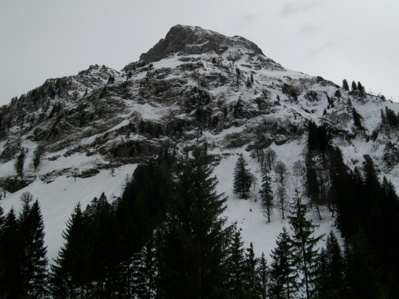 schroffer Berg