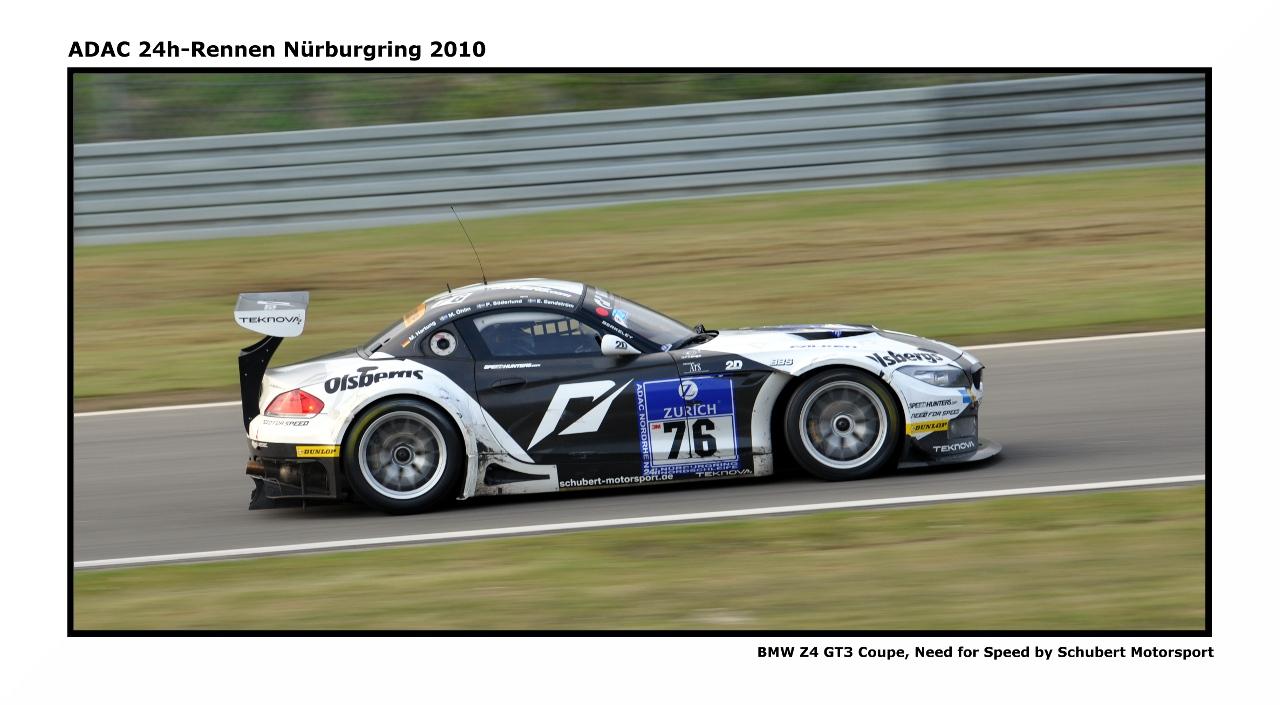 Schubert Motorsport ist eine Macht am Nürburgring