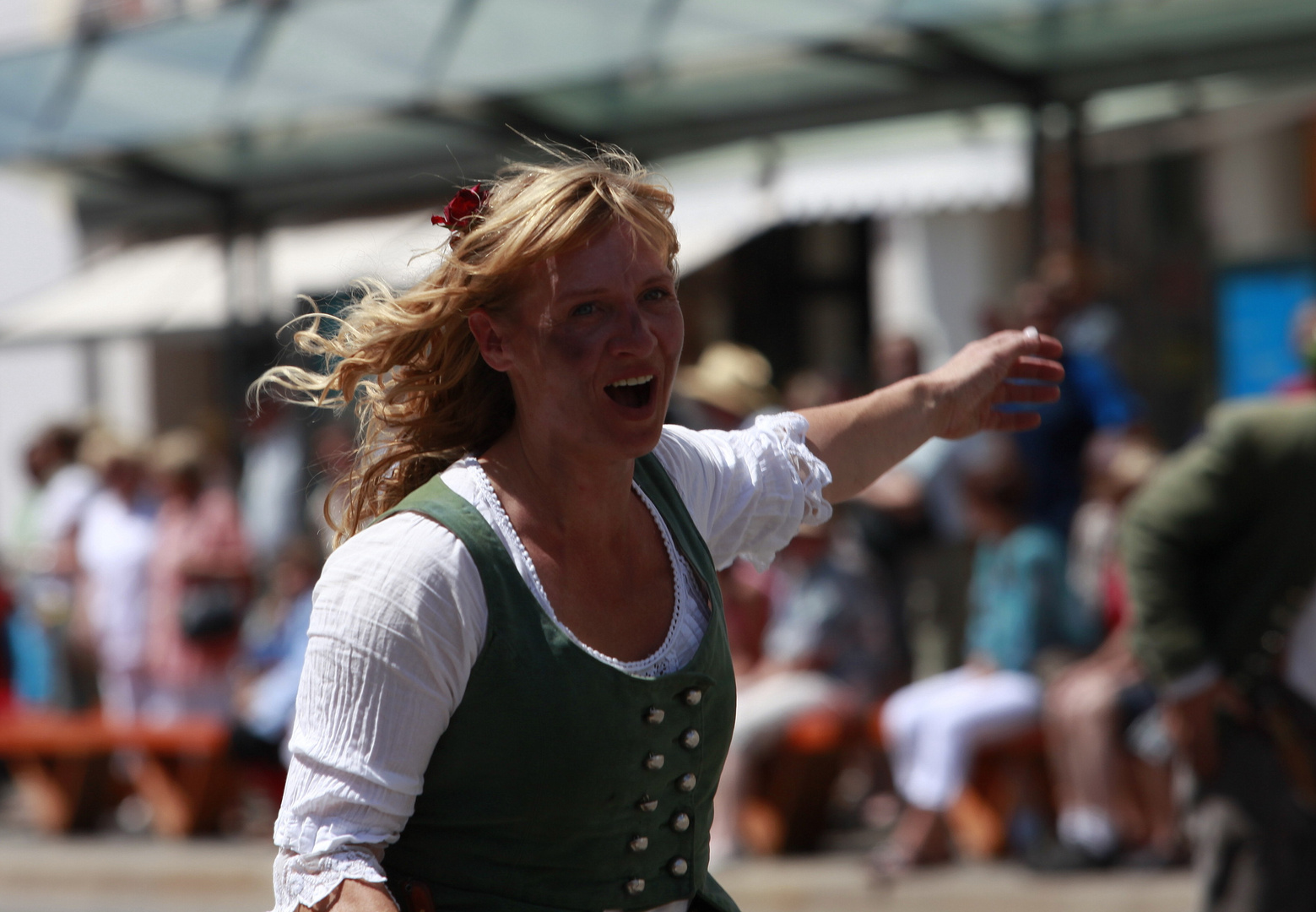 Schützenfest Biberach 2013