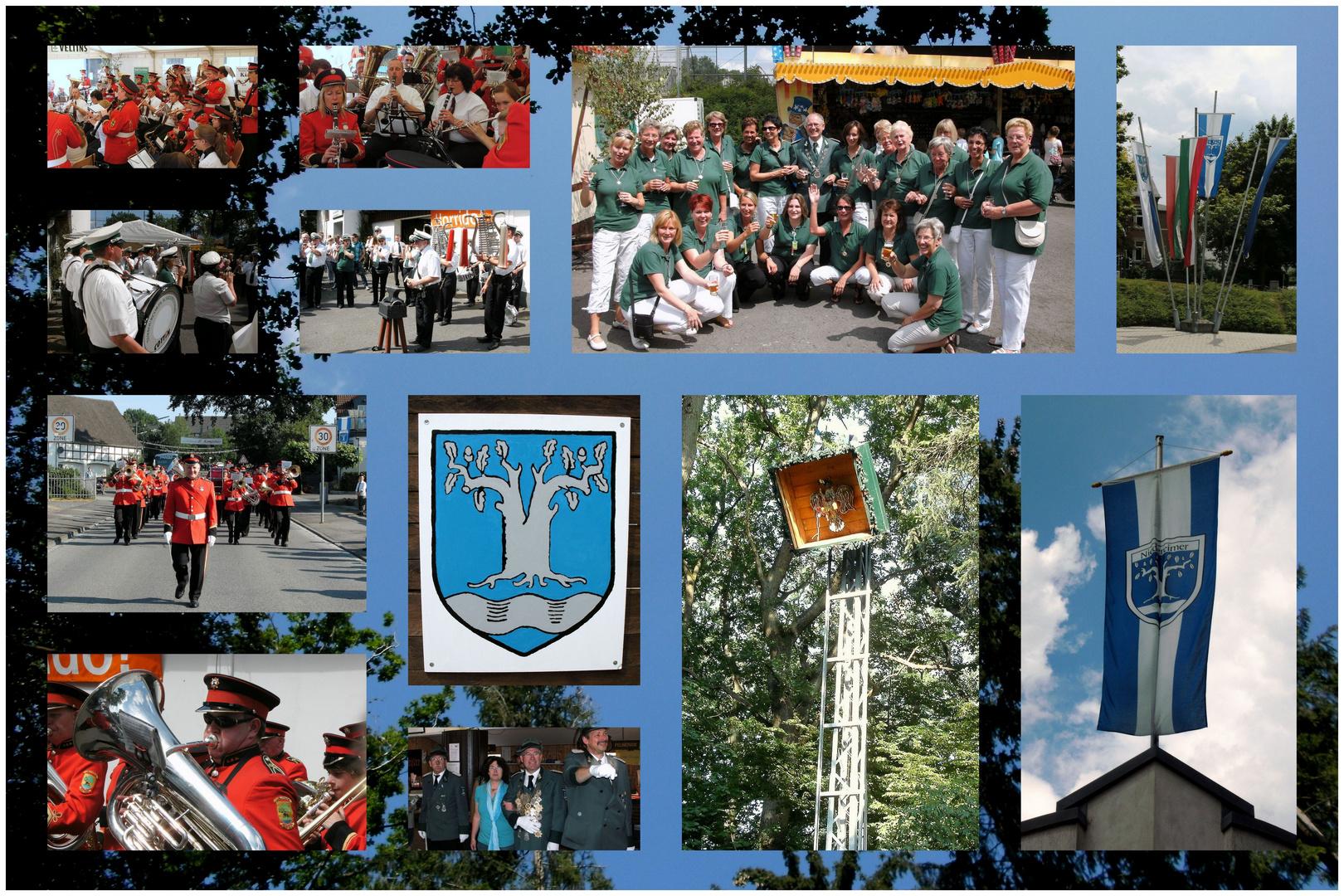 Schützenfest im Sauerland - Horrido
