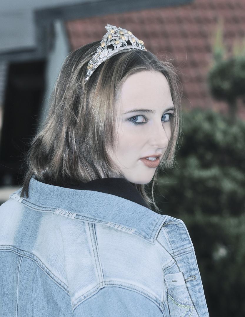 Schützenkönigin mal anders