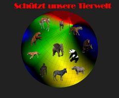 Schützt unsere Tierwelt