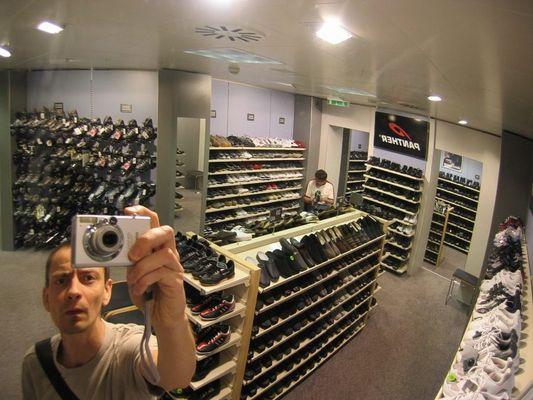 Schuhe...