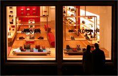Schuhe für Zwei