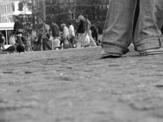 Schuhe in Amsterdam
