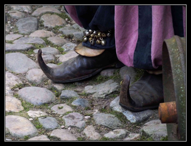 Schuhe machen Leute...