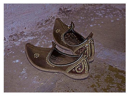 Schuhe/Indien