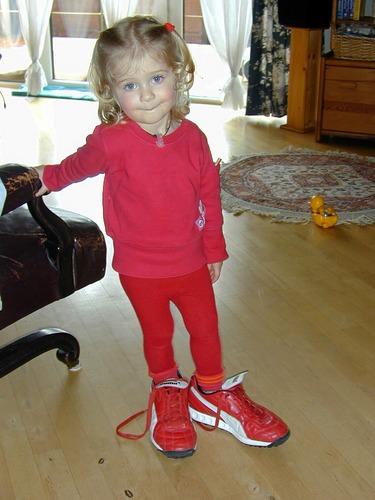 Schuhgröße ?