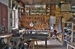 Schuhmacher-Werkstatt