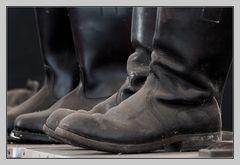 Schuhregal mit 4