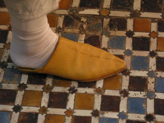 Schuhwerk (Berber)