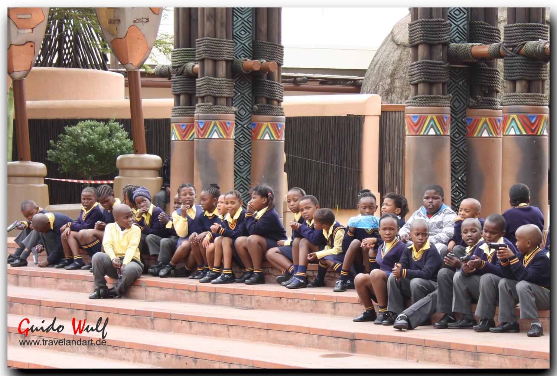 Schulausflug in Durban