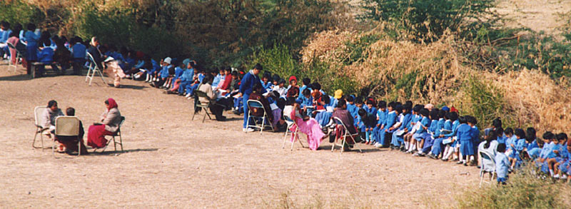Schule in Bundi