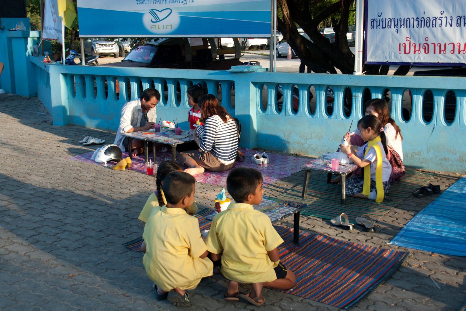 Schule in Thailand