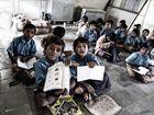 Schule vor Jodhpur...