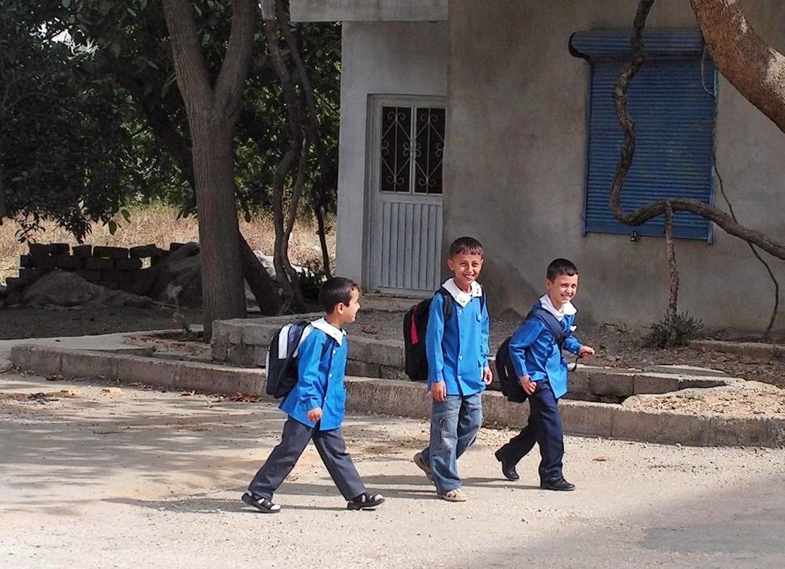 Schulkinder in der Türkei