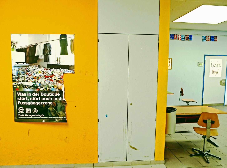 Schulkorridor