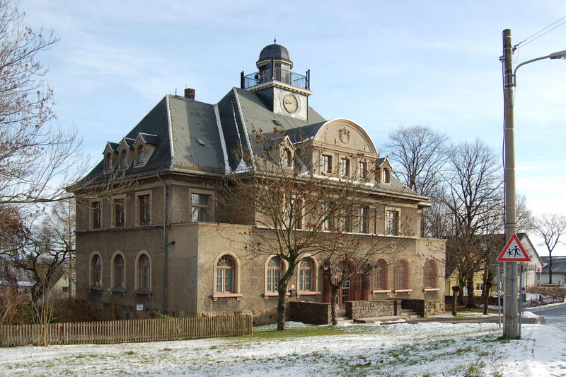 Schulmuseum Ebersdorf