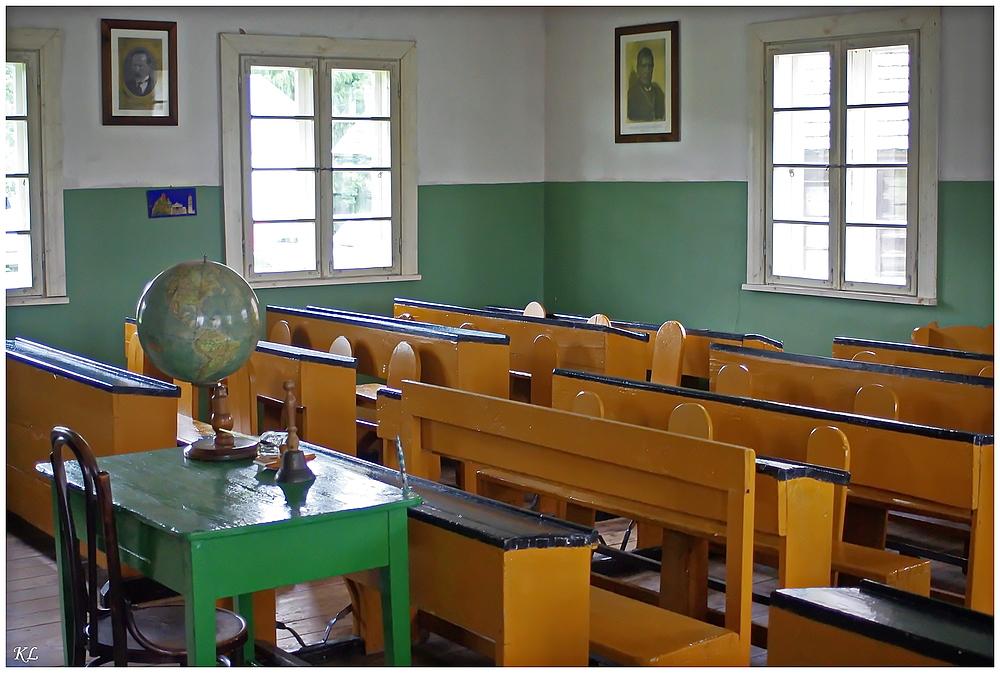 Schulsaal.