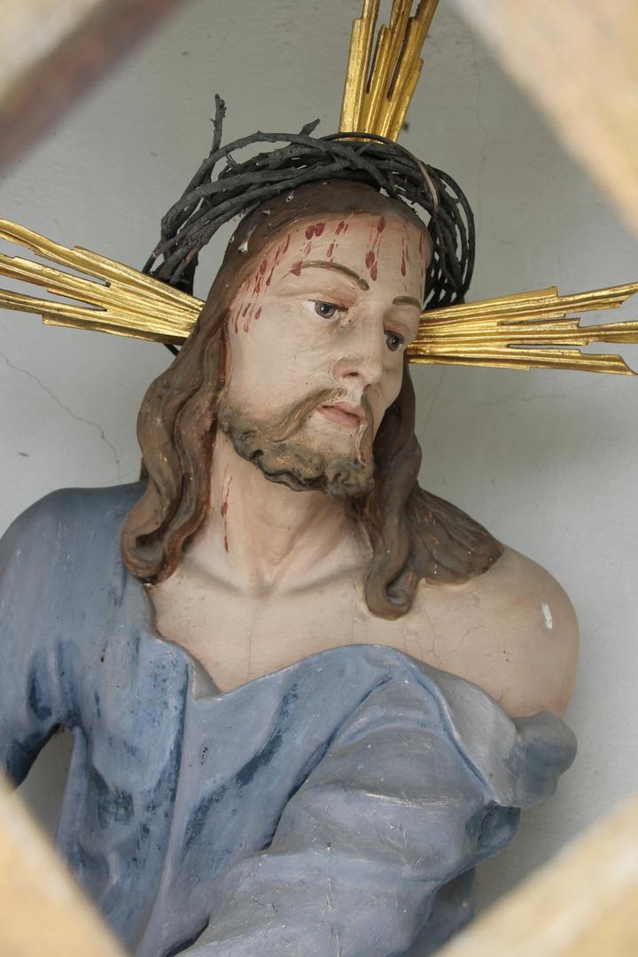 Schulterwundenchristus