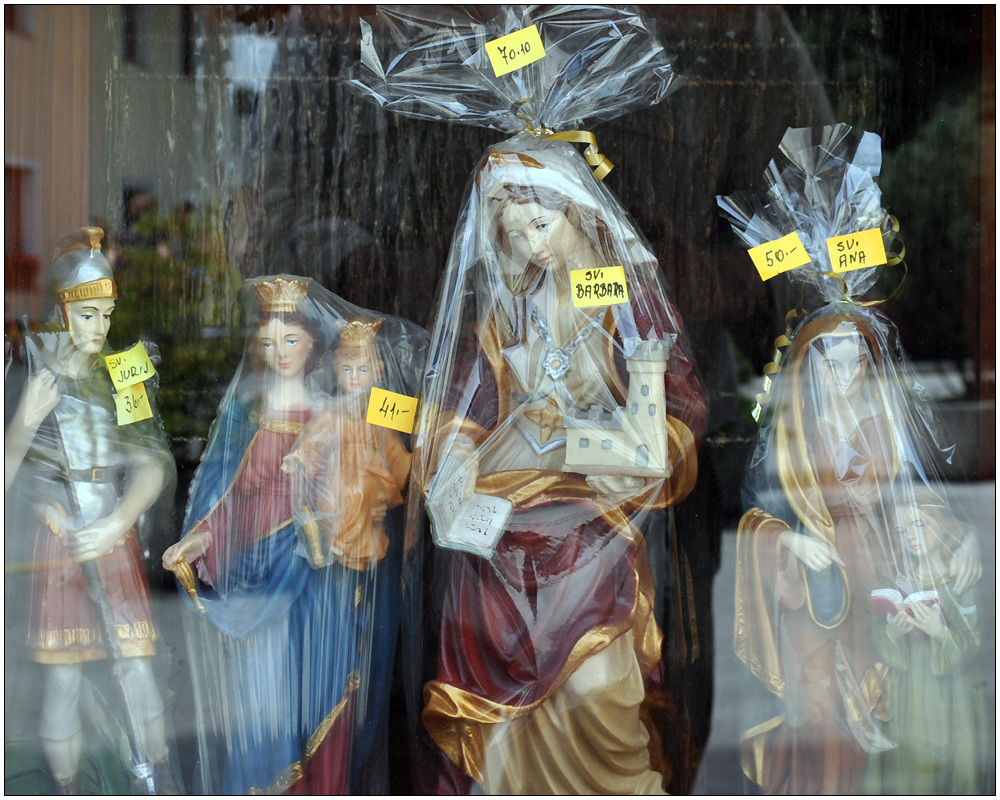 Schutz-Heiligen-Schutz