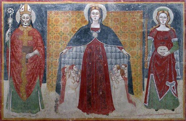 Schutzmantelmadonna (Assisi)