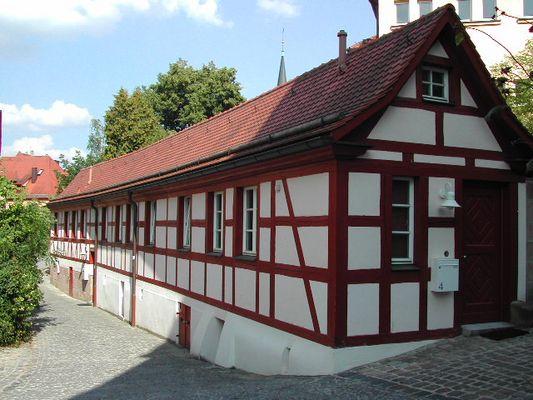 Schwabacher Fischerhäuser