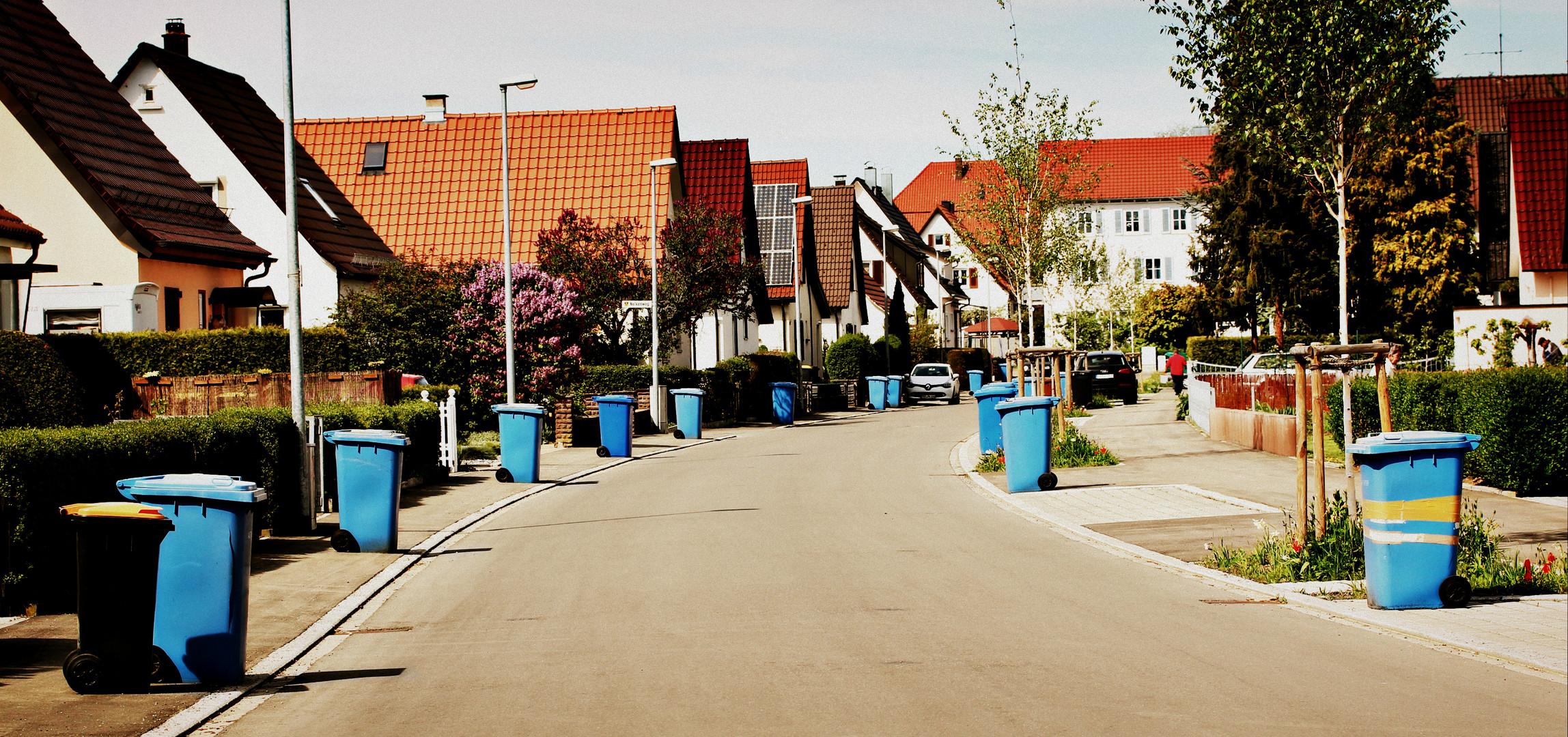 schwäbische Kleinstadt