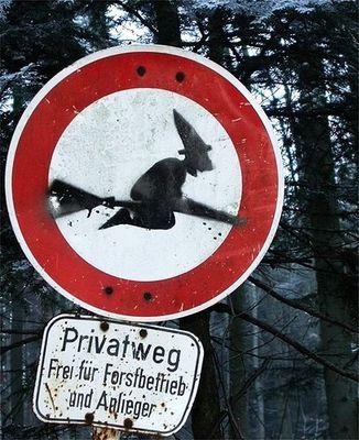 Schwäbisches-Verkehrsschild