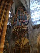 Schwalbennestorgel Straßburger Münster