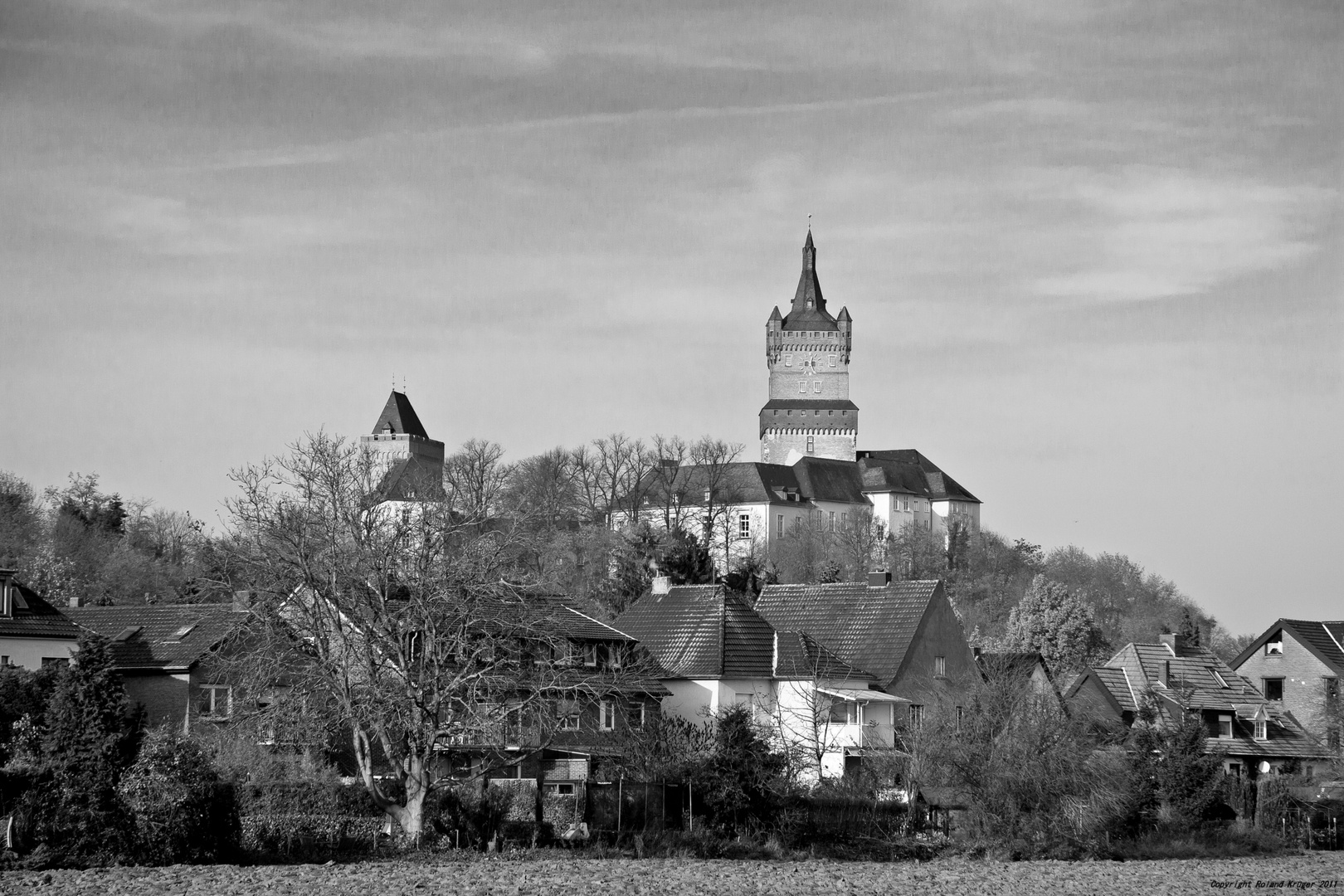 Schwanenburg in Kleve
