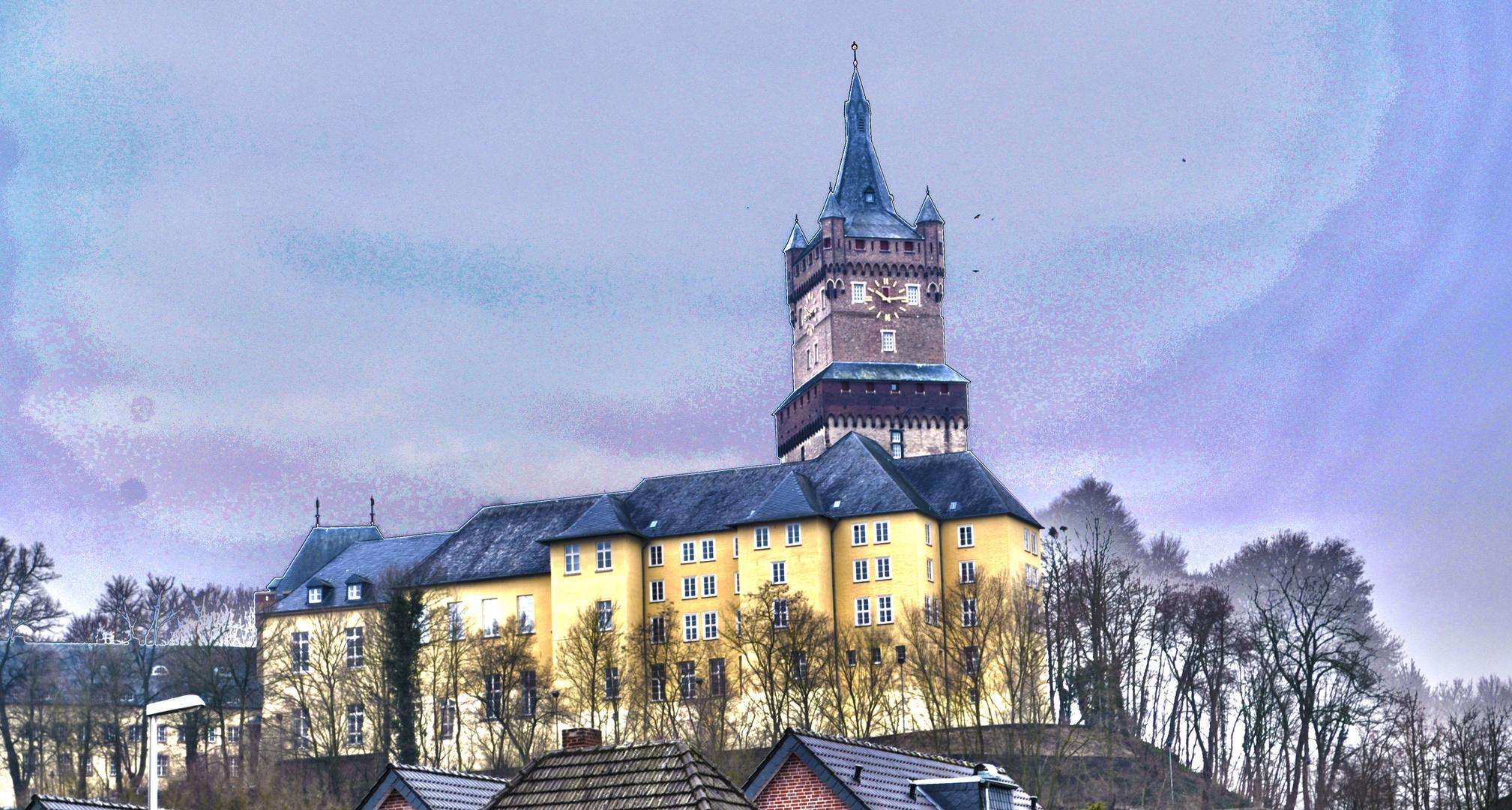 Schwanenburg Kleve HDR