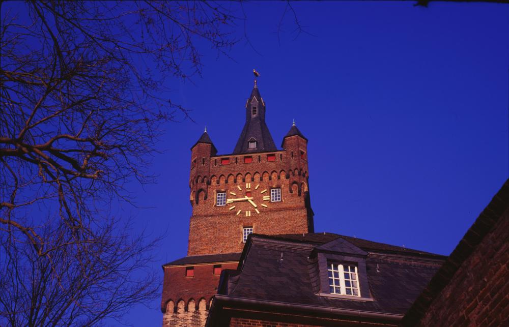 Schwanenburg mit Zeiss Nettar