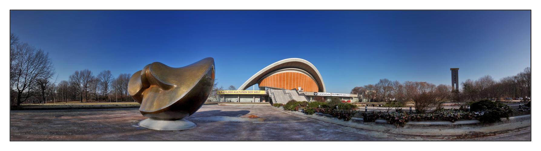 Schwangere Auster - Haus der Kulturen der Welt