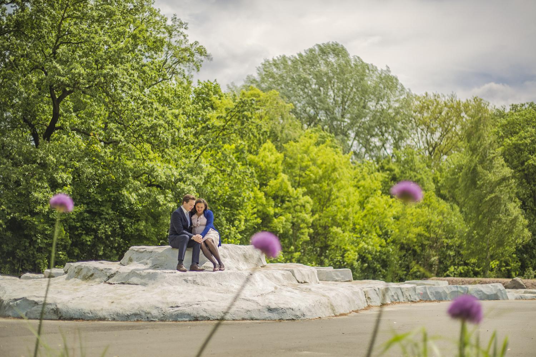 Schwangerschaftsshooting im Treptower Park