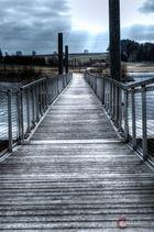 Schwankende Brücke