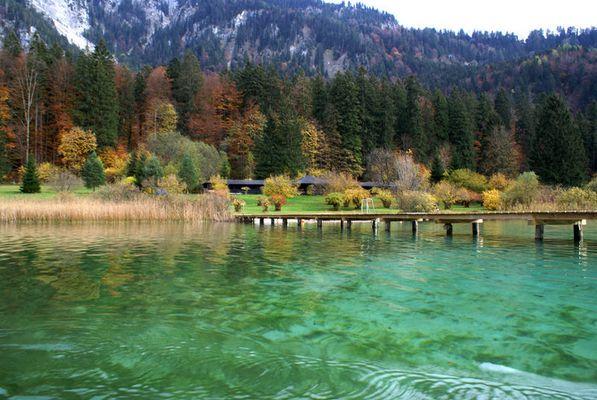 Schwansee bei Neuschwanstein
