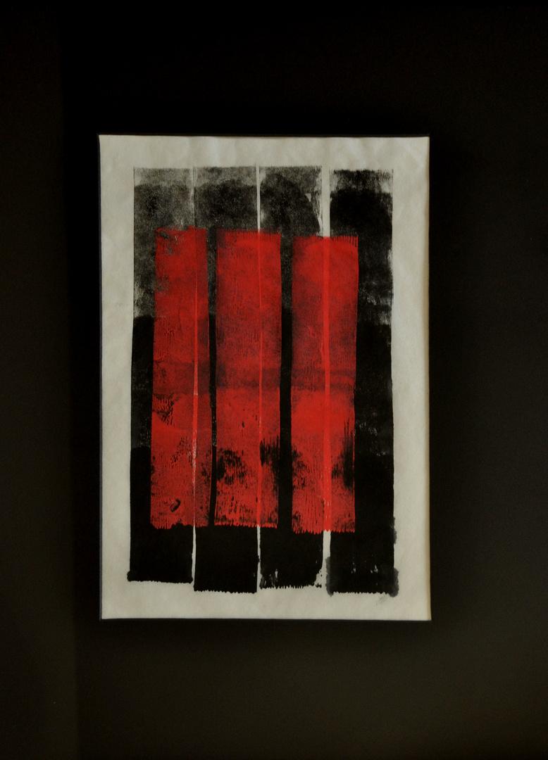Schwarz-rot II