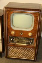 Schwarz / weis Fernseher