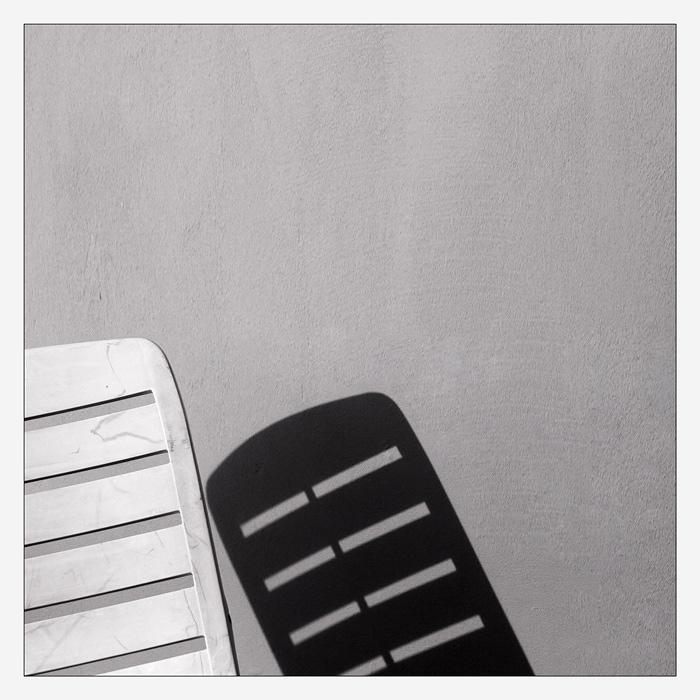 schwarz - weiß