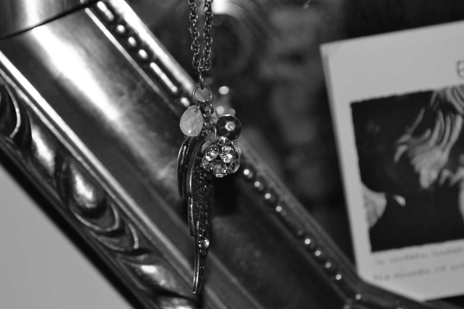 schwarz  weiß , Detail