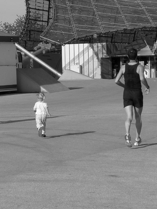 schwarz-weiß-joggerei